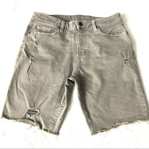 American Eagle Women's Cotton Jean Shorts Size 32